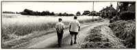 """Norfolklight""MICK BYE'S BLACK AND WHITE IMAGES OF THE NORFOLK COUNTRYSIDE AND ITS PEOPLE"