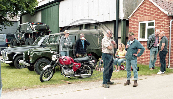 Vintage Day at Grimston
